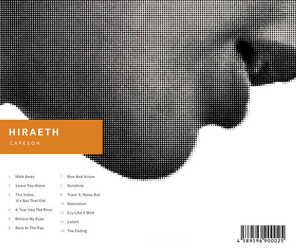 1st ALBUM「HIRAETH」
