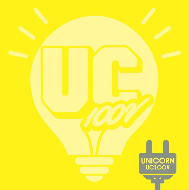 「UC100V」