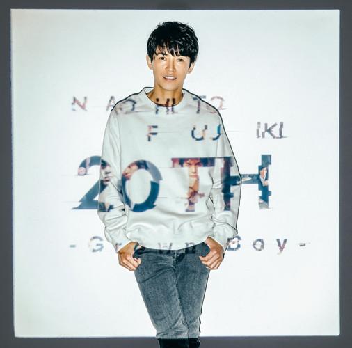 「20th -Grown Boy-」
