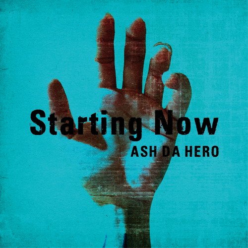 「Starting Now」+ オリジナルGOODS
