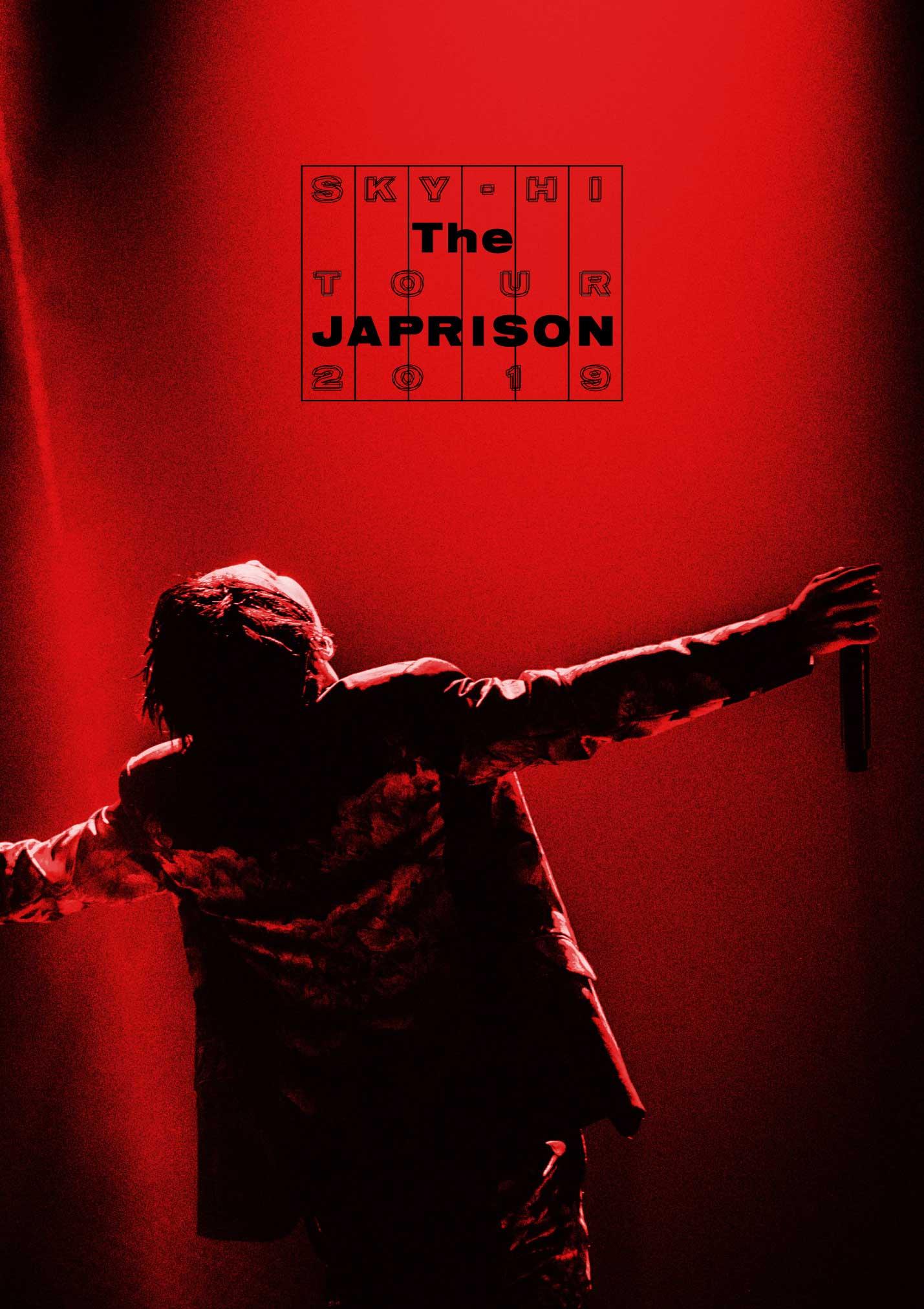 「SKY-HI TOUR 2019 -The JAPRISON-」