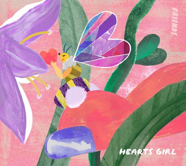 「HEARTS GIRL」
