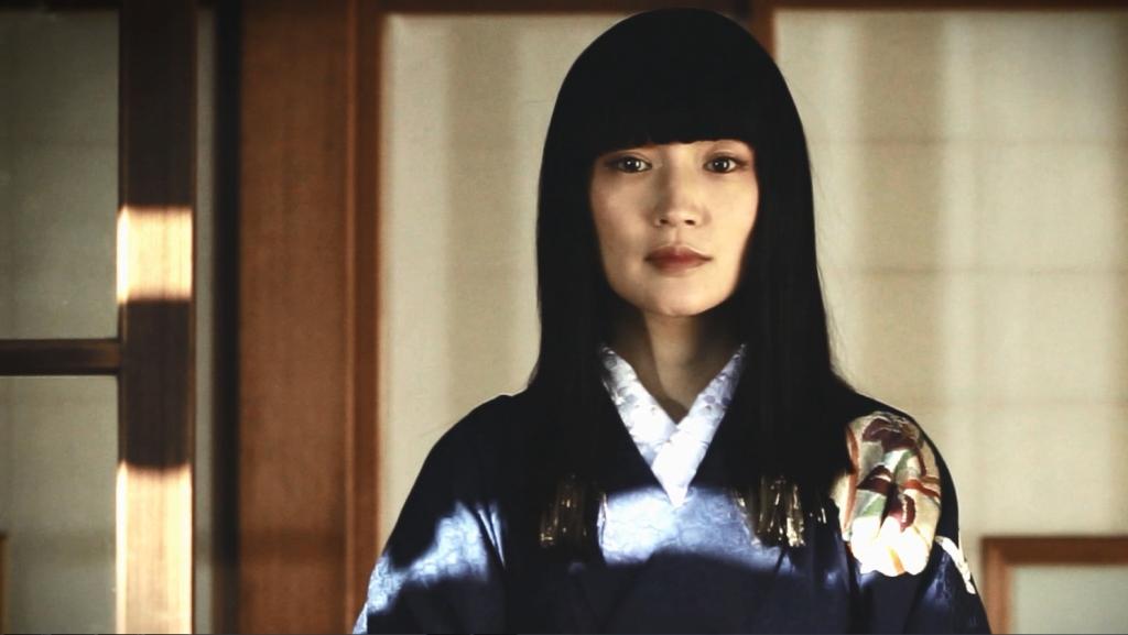安藤裕子「骨」MV キャプチャ