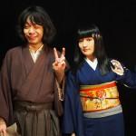 安藤裕子(右)、峯田和伸(左)