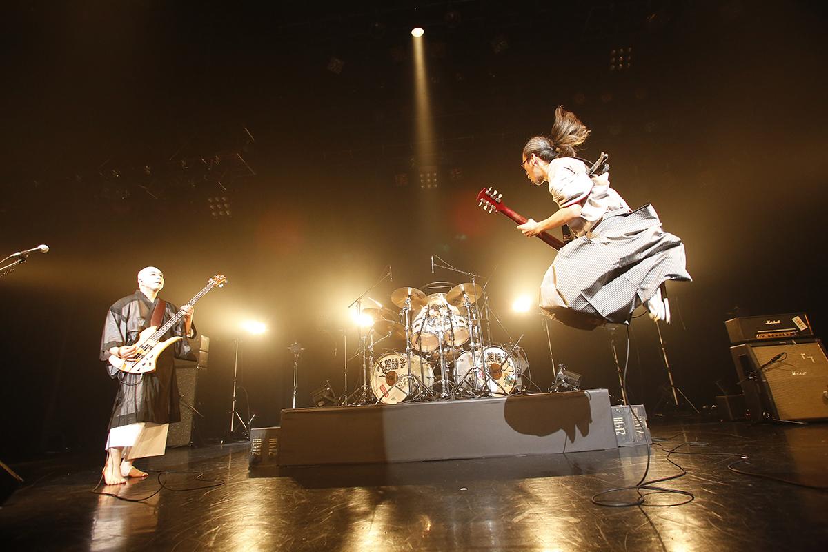 人間椅子 3/19(土)赤坂BLITZ