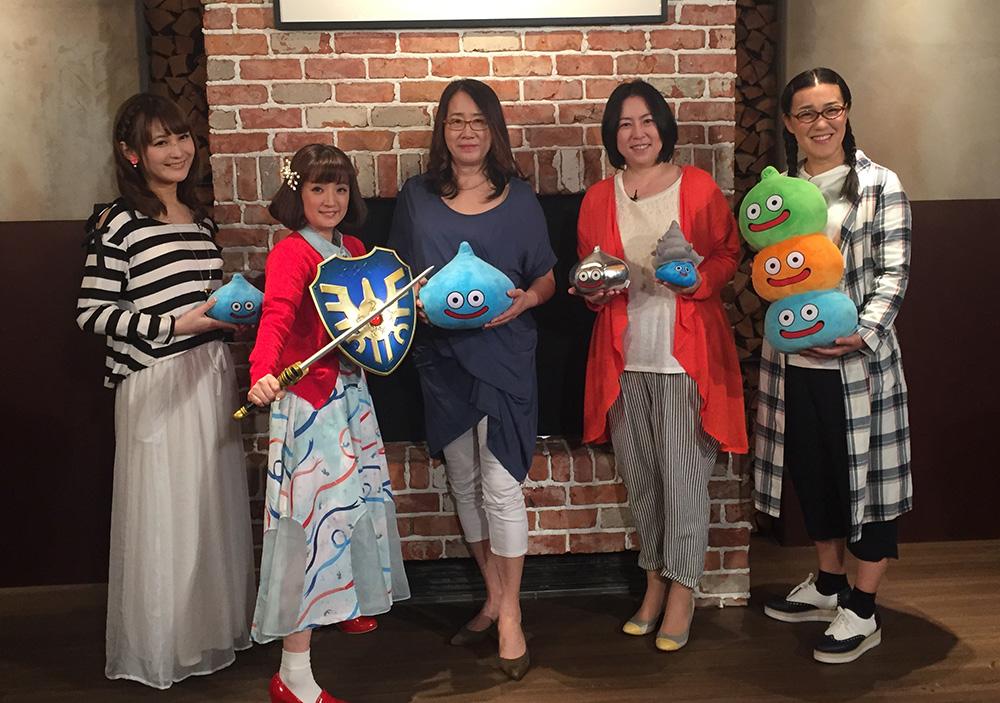 ドラゴンクエスト ライブスペクタクルツアー開催!日本初!超大型ショー誕生SP