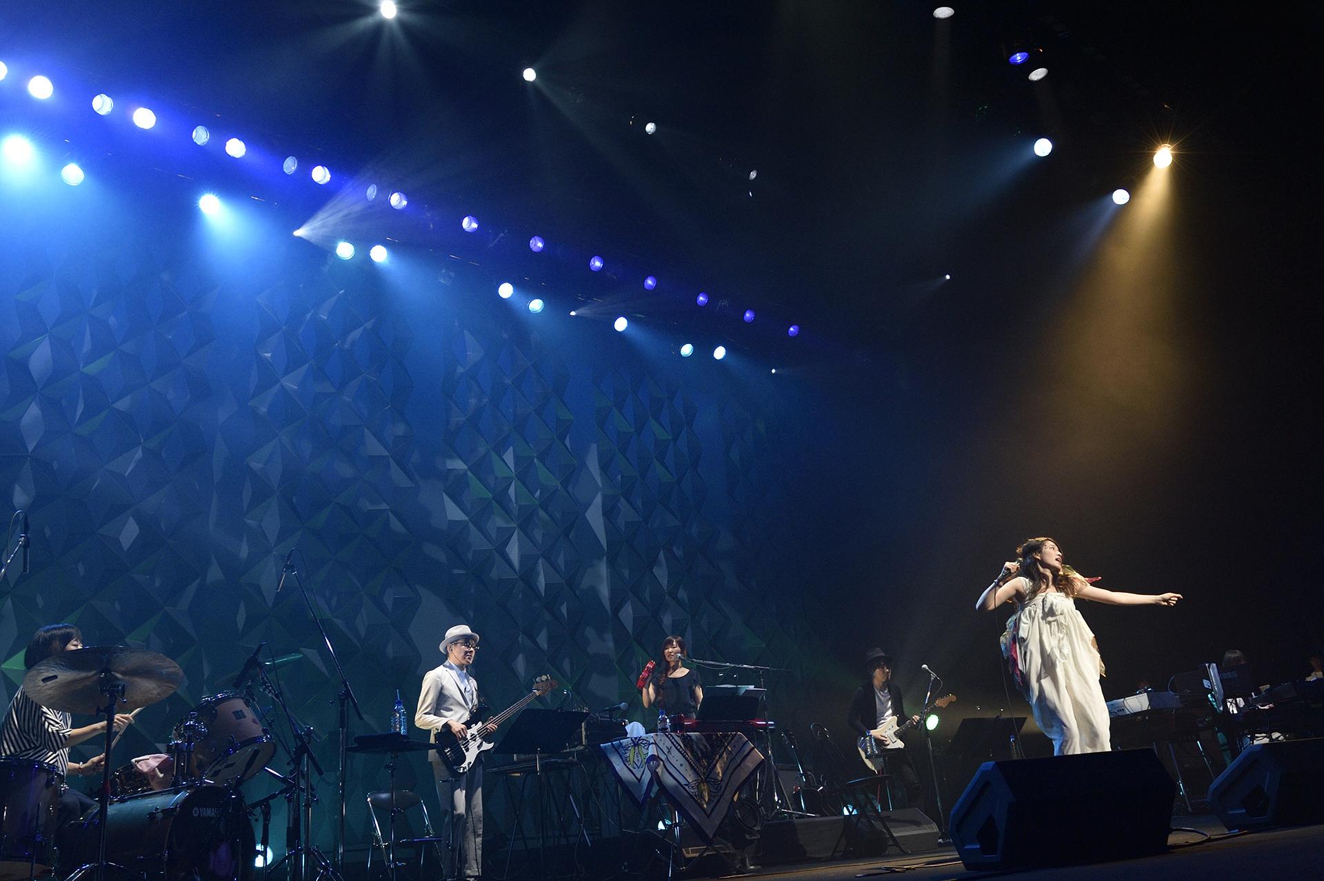 安藤裕子「頂き物」 5/21(土)中野サンプラザホール