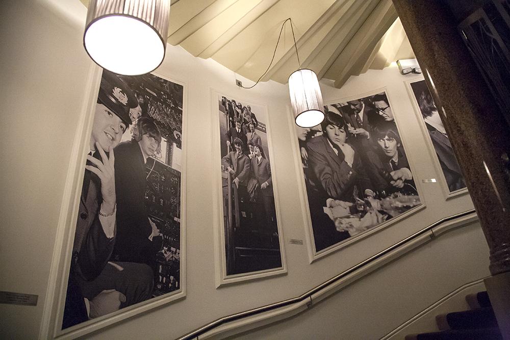 ザ・ビートルズ「ハード・デイズ・ナイト・ホテル」