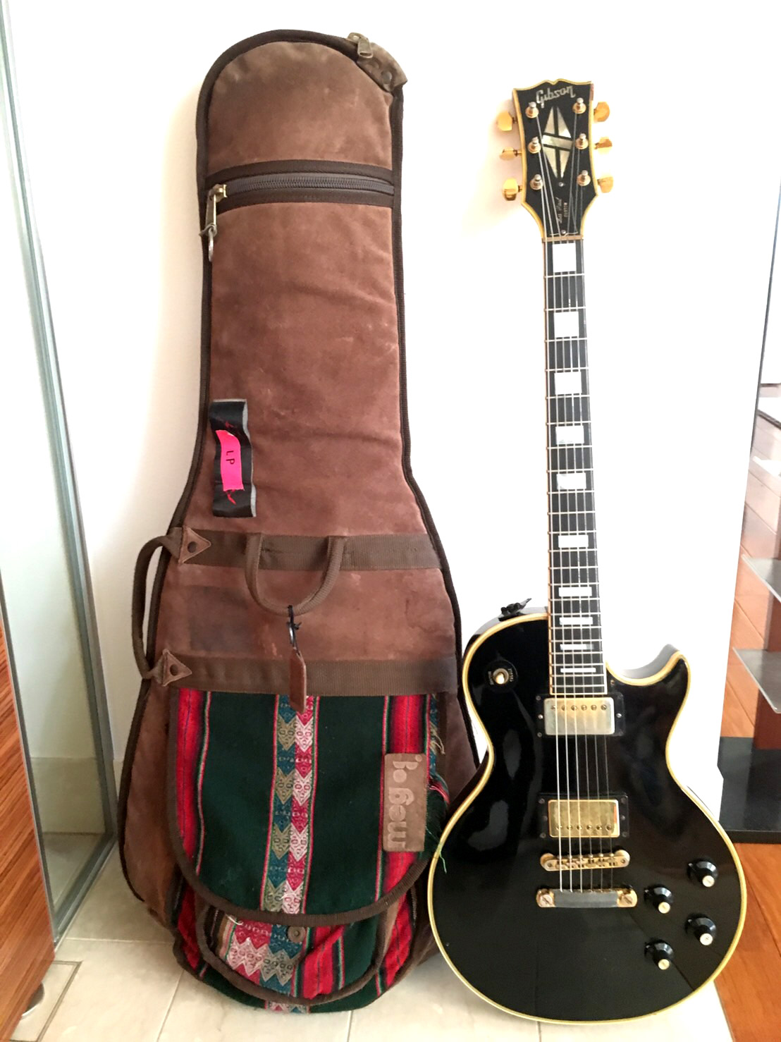 JUON愛用品ギター