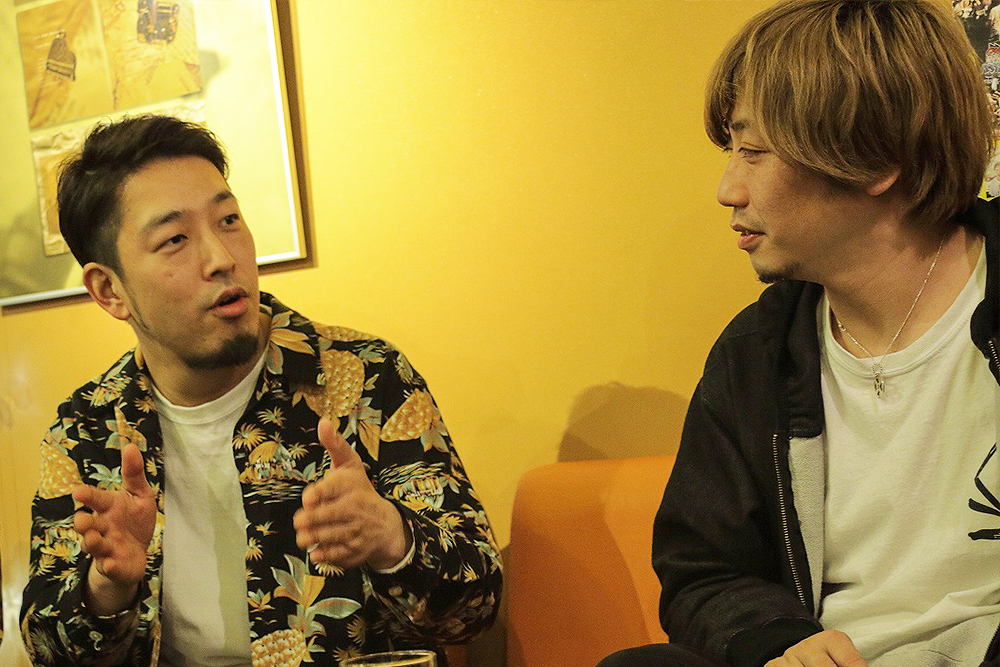 ONION ROCK FES座談会【後編】