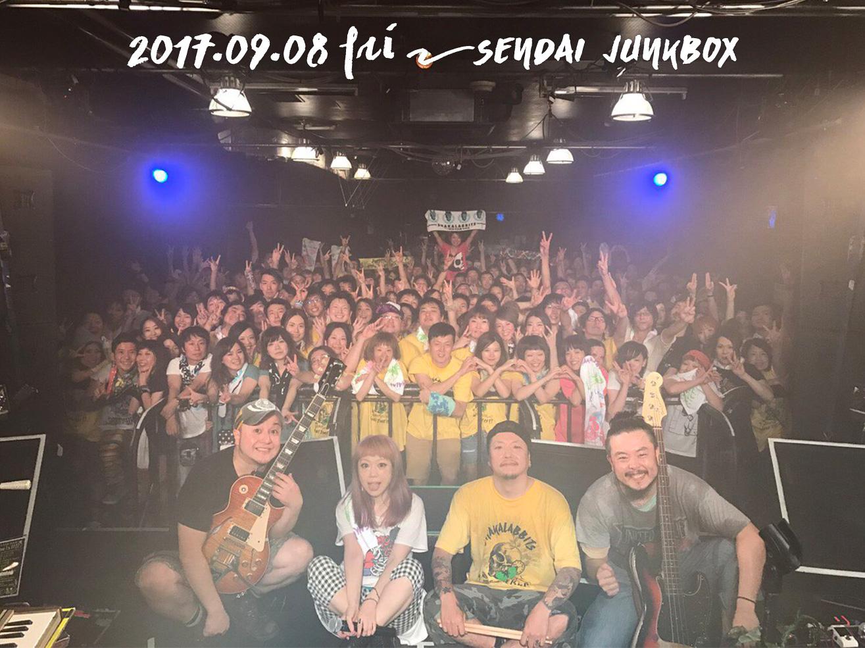 仙台CLUBJUNKBOX