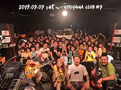 郡山 CLUB #9