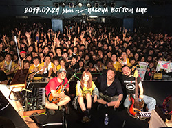 名古屋BOTTOM LINE