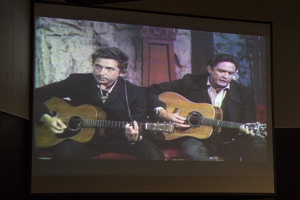 ボブ・ディラン+ジョニー・キャッシュ=ナッシュビル・スカイライン