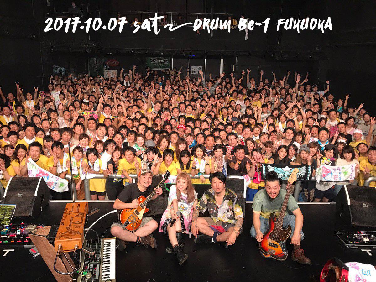 DRUM Be-1 福岡