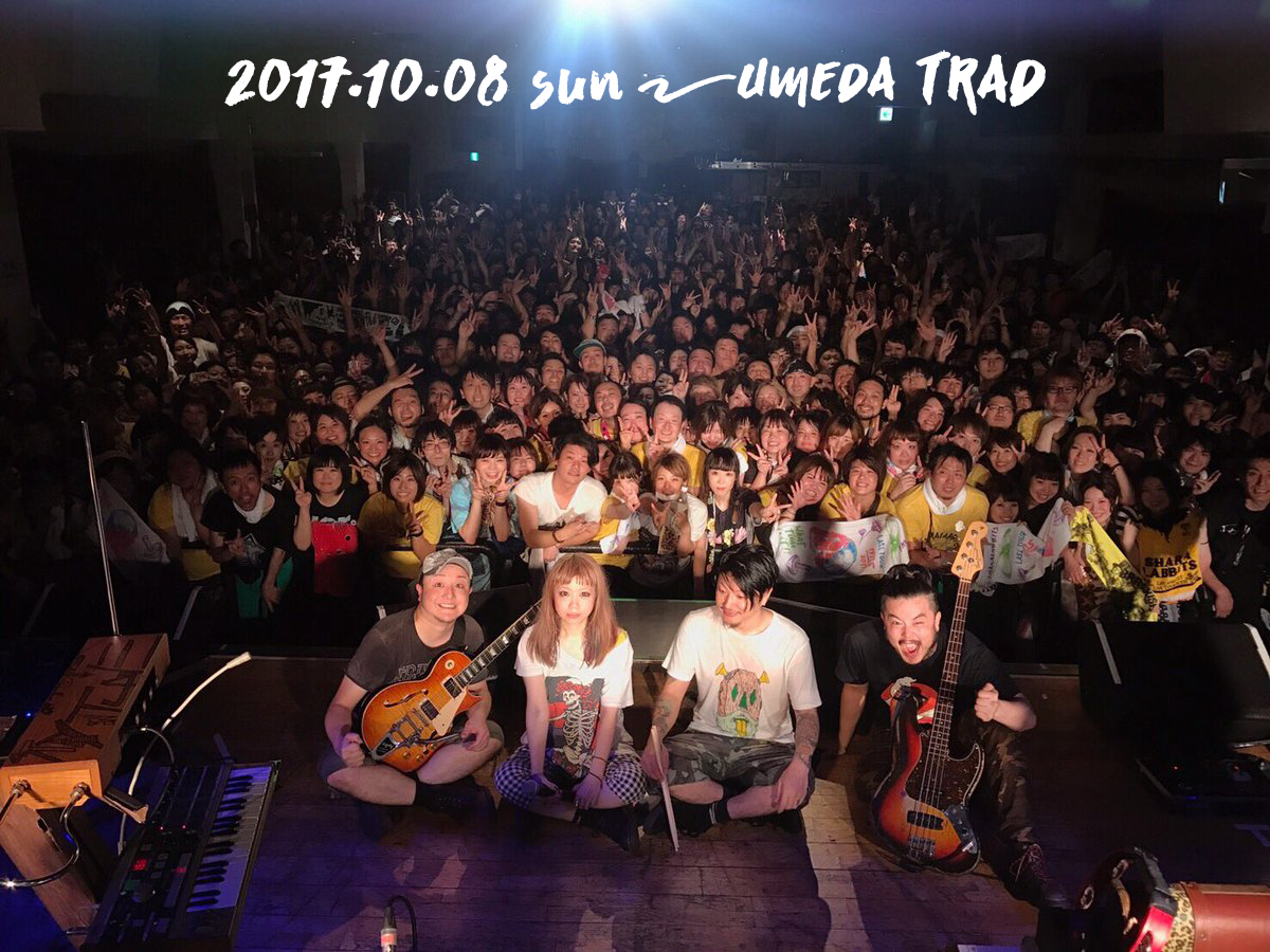 umeda TRAD 大阪