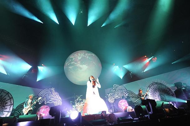 2009年3月15日『球体』日本武道館公演より