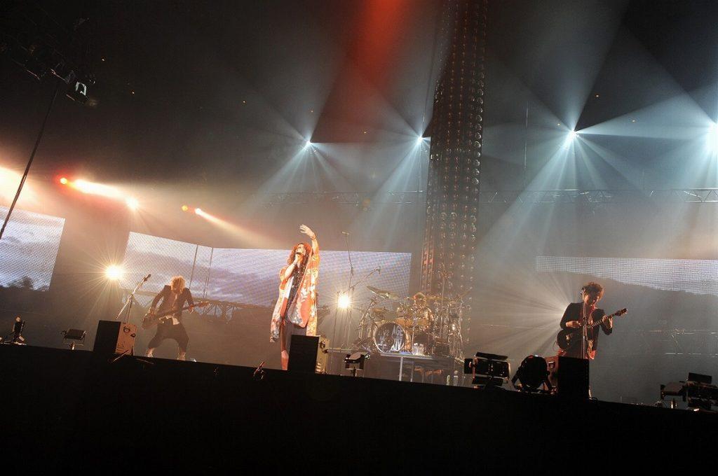 2011年5月22日『MUCC history GIGS 97~11』日本武道館公演より