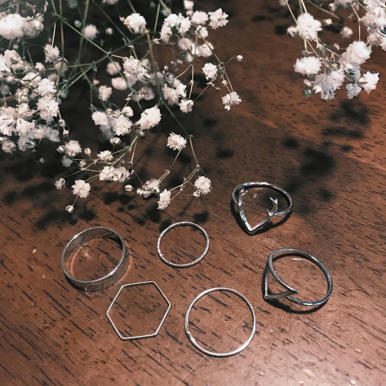 STARMARIE 高森紫乃の愛用品「指輪」