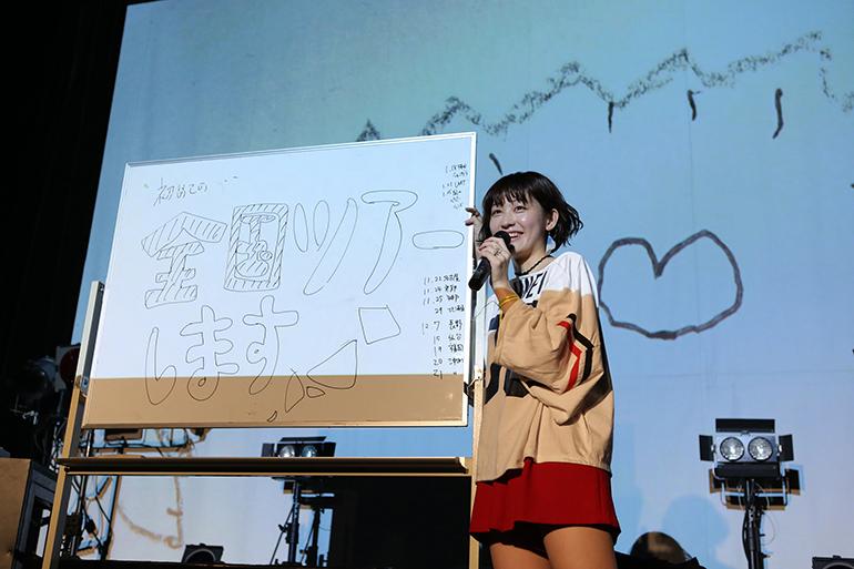 水曜日のカンパネラ 水曜日の視聴覚室 vol.2 ライブレポート