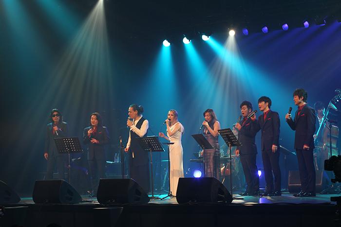 CINEMA MUSIC JAM for 東北 @豊洲PIT